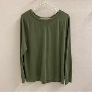 Green Old Navy Sweatshirt
